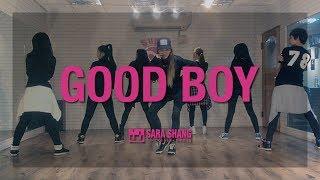 "getlinkyoutube.com-GD x TAEYANG - ""GOOD BOY"" Dance Practice (Cover by Sara Shang + Super Sweet students)"