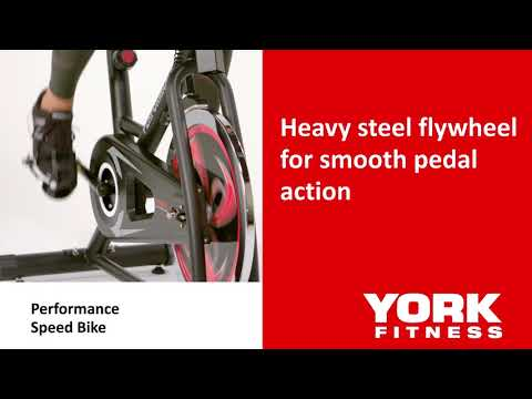 York Performance Speed Exercise Bike