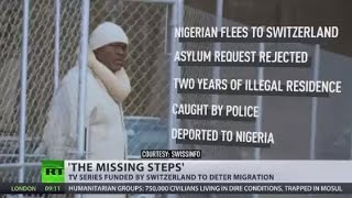 'It's no paradise': Switzerland funds Nigerian TV series to deter migration