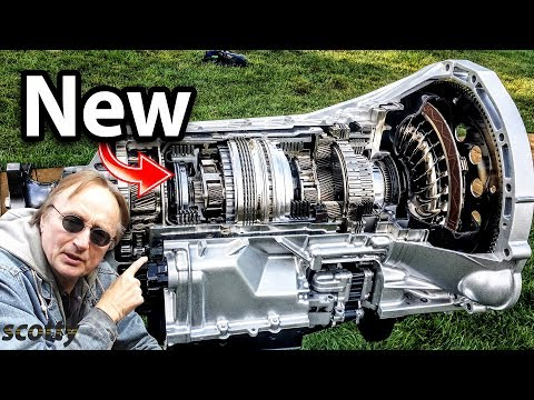 The Future of Transmissions - 10 Speed Automatic
