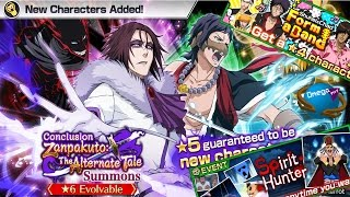 "300 Orbs Summons ""Zampakutou Muramasa""+Eventos [Bleach Brave Souls] Omega Play"