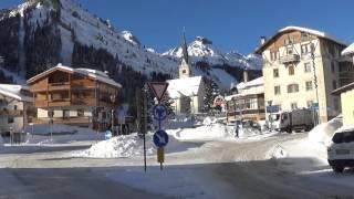 getlinkyoutube.com-Snow Groans Arabba Ski 2016