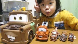getlinkyoutube.com-カーズ いろんなメーターで遊んでみた♪ CARS Various Toy of Meter