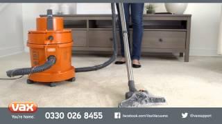 getlinkyoutube.com-Introducing...Vax 6151TA Multi-Function Cleaner