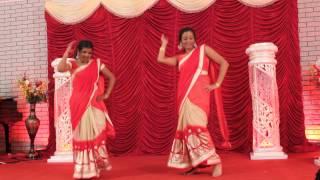 Tamil wedding dance Molde