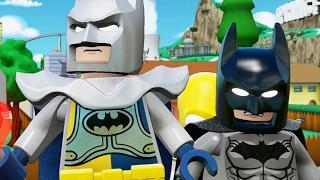 getlinkyoutube.com-LEGO Batman (Excalibur Set) Free Roam Gameplay   LEGO Dimensions
