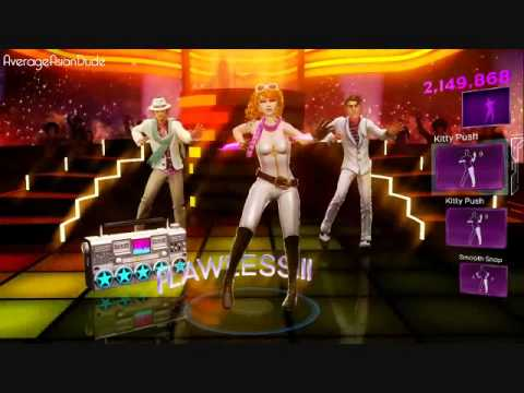 Dance Central and Just Dance Venus