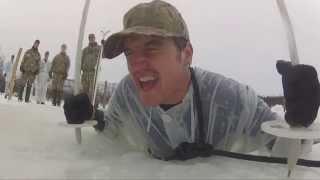 getlinkyoutube.com-Royal Marine mountain and cold weather warfare training Norway 2013