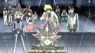 Yu-Gi-Oh! - La despedida del faraón en audio latino