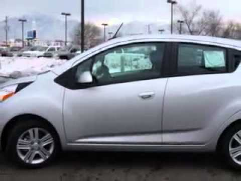 2014 Chevrolet Spark Larry H. Miller Chevrolet of Murray Murray, UT 84107