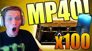 getlinkyoutube.com-WE FINALLY GOT THE MP40!! (Advanced Warfare 100x Supply Drop Opening Gameplay)