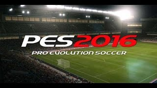 PES 2016 v5.0 [ Pro Evolution Soccer ] [ APK + SD ] para Android.