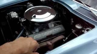 getlinkyoutube.com-1963 Corvette Convertible test drive