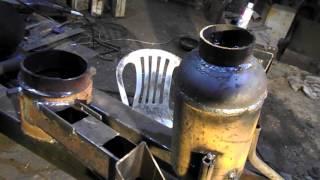getlinkyoutube.com-горелка на отработке, как сделать своими руками