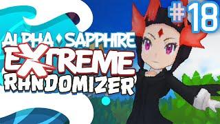 getlinkyoutube.com-BLACK QUEEN WINONA!! - Pokémon Alpha Sapphire Extreme Randomizer (Episode 18)