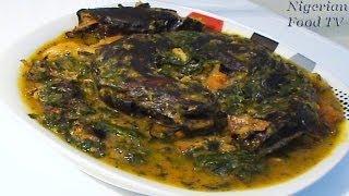 getlinkyoutube.com-Ofe Owerri Soup | Nigerian Food Recipes