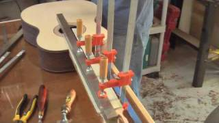 getlinkyoutube.com-Build a Guitar, Part 10.5, Fixing the Fretboard