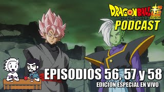 getlinkyoutube.com-Dragon Ball Super: Episodios 56, 57 y 58 | Podcast #41 (Edición en Vivo)