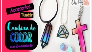 getlinkyoutube.com-DIY: Accesorios tumblr que cambian de color (PARTE 1)