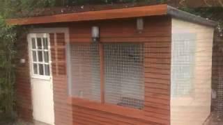 getlinkyoutube.com-Mews aviary Build