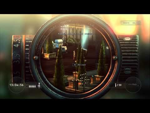Hitman Absolution: Sniper Challenge -OQpoDw_0nTM