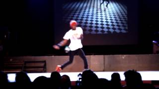 Krys Dancer Battle Solo Big Bang 2012(Démi-Final)