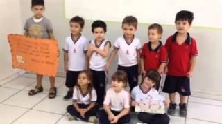 Dia da Poesia - Educação Infantil todos juntos