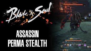 "getlinkyoutube.com-Blade and Soul - Assassin ""Perma"" Stealth"