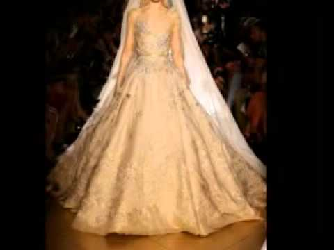 Elie Saab 2014 , wedding fashion 2014 , latest wedding dresses