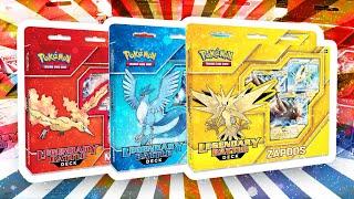 getlinkyoutube.com-XY Legendary Bird Battle Decks & 3 Pack Pin Blisters!
