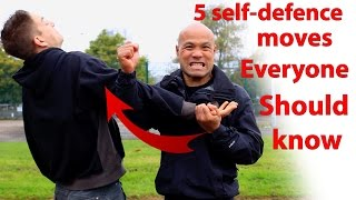 getlinkyoutube.com-5 self defence moves everyone should know
