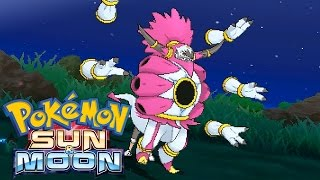 How to Get Hoopa & Hoopa UNBOUND FORM! PokeBank Event Gameplay! - Pokemon Sun and Moon