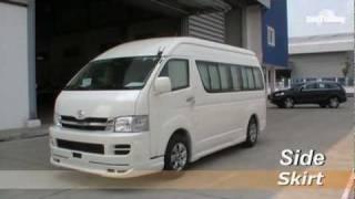 getlinkyoutube.com-Toyota Hiace commuter VIP 9 Seats EP.4