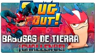 getlinkyoutube.com-SLUGTERRA / BAJOTERRA | SLUG IT OUT | ESPAÑOL | BABOSAS DE TIERRA CHALLENGE | CARNERO