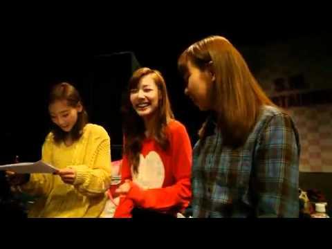 120423 SNSD Taeyeon, Tiffany & Baek Ahyeon - Lady Marmalade Practice @ KPOP Star Special