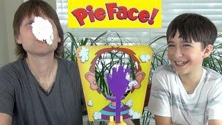 getlinkyoutube.com-Pie Face Game