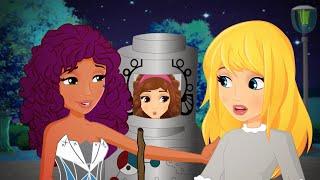 getlinkyoutube.com-The Costume Party - LEGO Friends - Season 2 Episode 41