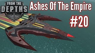 getlinkyoutube.com-From The Depths | Part 20 | Jet Fighter ! | Ashes Of The Empire Gameplay - Playthrough