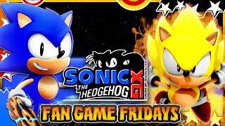 getlinkyoutube.com-Fan Game Fridays - Sonic XG