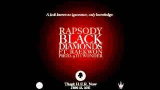 Rapsody - Black Diamonds (feat. Raekwon)