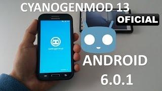 getlinkyoutube.com-CYANOGENMOD 13 OFICIAL AOSP ANDROID 6.0.1 PARA SAMSUNG S4