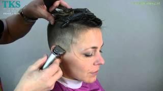 getlinkyoutube.com-I need ultra-short hair to feel good!! Danique by T.K.S.