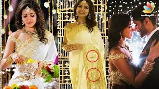 Samantha Revealed the Secret Behind Her Engagement Saree | Hot Tamil Cinema News