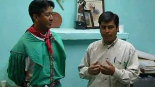 Asamblea Indígena de Migrantes de DF en la Cd. de México