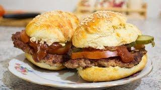 getlinkyoutube.com-Рецепт гамбургера по-домашнему