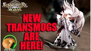 SUMMONERS WAR : New Transmogs Are Out!
