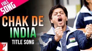 getlinkyoutube.com-Chak De India - Full Title Song | Shah Rukh Khan