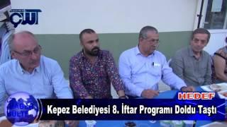 Kepez'de 8. İftar Programı Tamamlandı