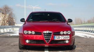 getlinkyoutube.com-Alfa Romeo 159 Sportwagon TI - Stylowe kombi (TEST TYGODNIKA AUTO ŚWIAT)