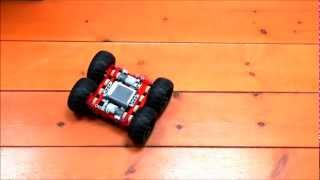 getlinkyoutube.com-Small 4WD from lego technic 9398 parts